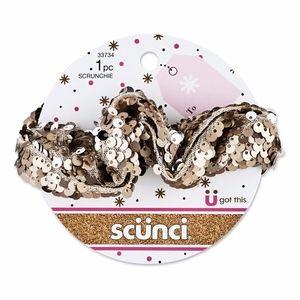 Bundle of Scunci Sequin Scrunchie - 4ct